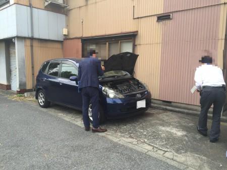 神奈川中古車買取センターの査定